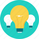 bulb, energy, idea, innovation, light, lightbulb, power icon