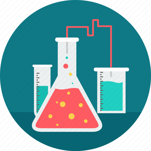 Code testing, testing, flask, lab, research, science, tube icon - Download on Iconfinder