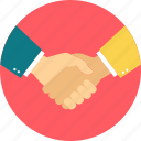 partner, handshake, affiliate, backlink, hand, agreement, shake