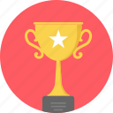 achievement, award, cup, optimization, seo, top rank, trophy icon