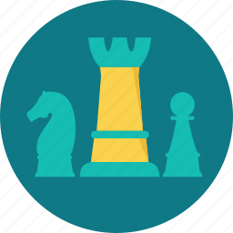 chess, game, king, management, plan, seo, strategy icon