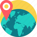 location, map, gps, place, navigation, point, globe