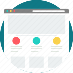 design, graphic, interface, layout, page, ui, website icon