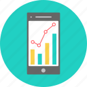 analysis, analytics, diagram, graph, growth, seo, statistics icon