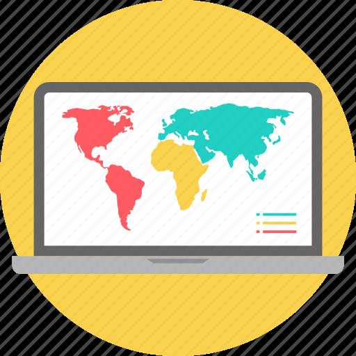 internet, laptop, screen, seo, web, website, www icon