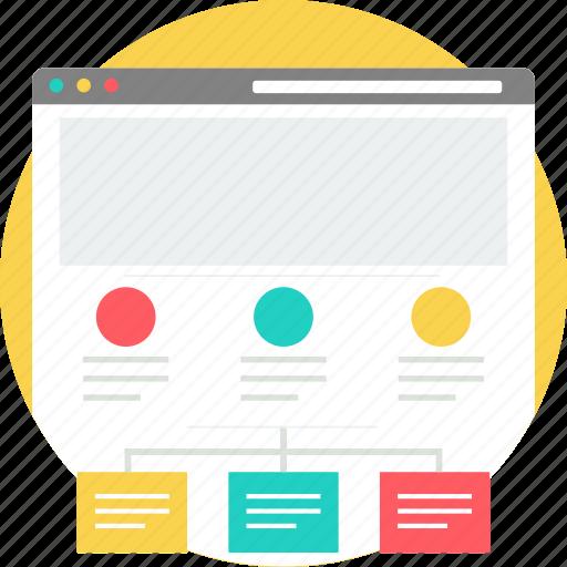 creative, design, graphic, network, page, site, web icon