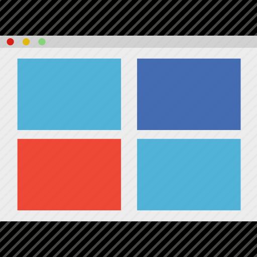 browser, internet, safari, web icon