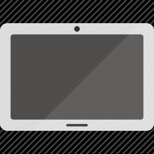 ebook, ipad, reading, tablet, touchscreen icon