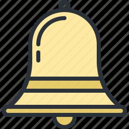 alert, bell, notification, web icon