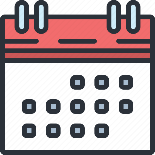 calendar, date, event, schedule, time, web icon