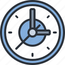 clock, event, schedule, time, web icon