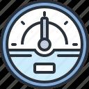 dashboard, gauge, speed, web