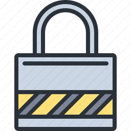 lock, password, protection, secure, security, web icon