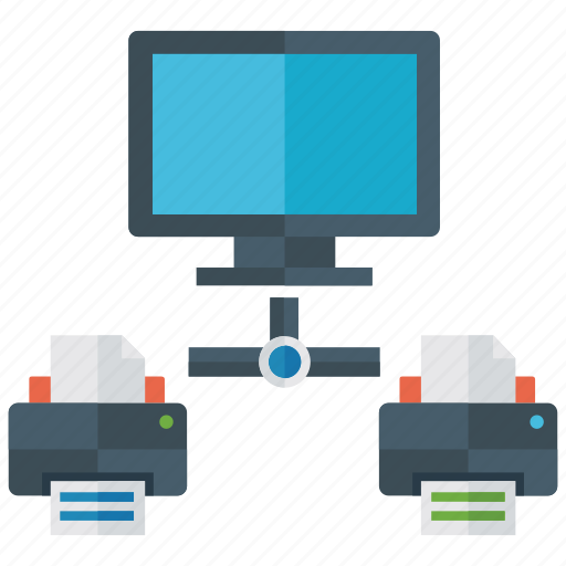 computer networking, network diagram, wan, lan, linked network icon  iconfinder