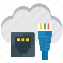 cloud data, cloud storage, cloud technology, cloud upload, external storage icon