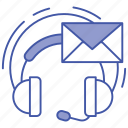 call center, customer service, help center, operator, user support icon