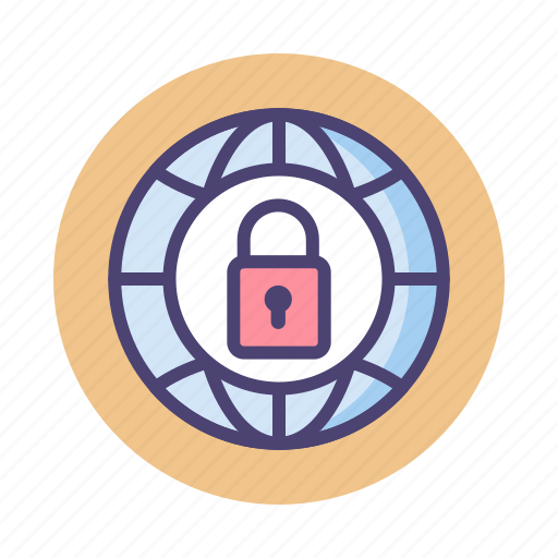 Network, secured, security icon - Download on Iconfinder