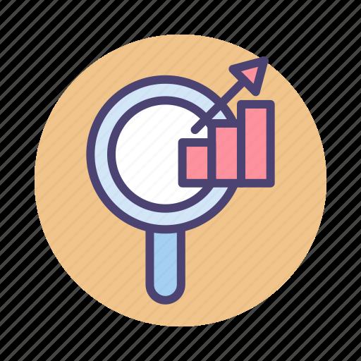 analysis, analytics, performance, seo icon