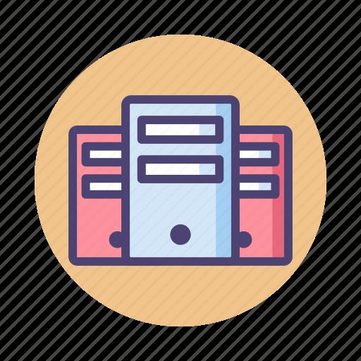 Database, hosting, server icon - Download on Iconfinder