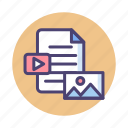 document, image, information, media, photo, unstructured, unstructured information