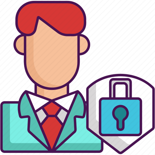 authenticate, authentication, security icon