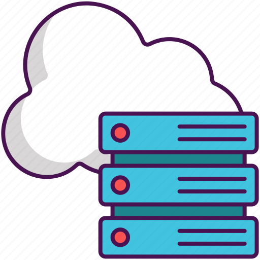 Cloud, database, cloud database icon - Download on Iconfinder