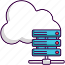 cloud, server, cloud database, cloud hosting, cloud server