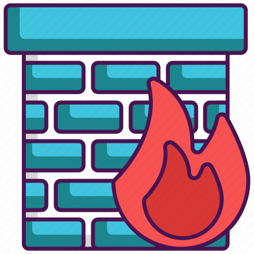 Firewall icon - Download on Iconfinder on Iconfinder