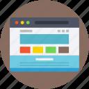 design, monitor, web designing, web template, wireframe