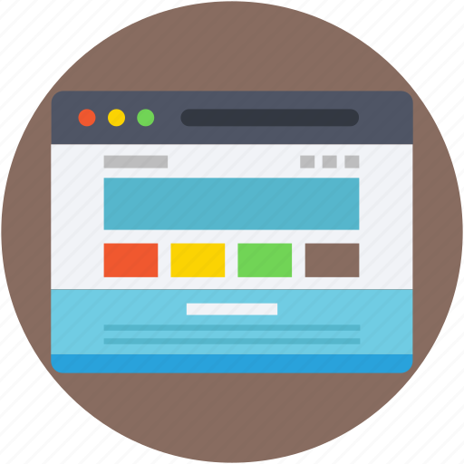 design, monitor, web designing, web template, wireframe icon
