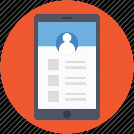 application, mobile, mobile app, mobile ui, social app icon