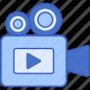 camera, multimedia, video