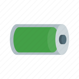 battery, energy, full, power, screen, sign, web icon