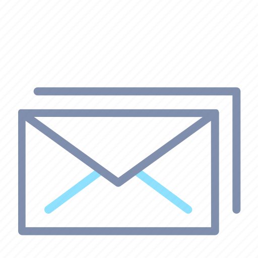 communication, contact, email, envelope, mail, message icon