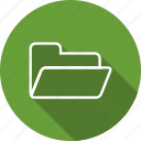 data, database, documents, folder, storage icon