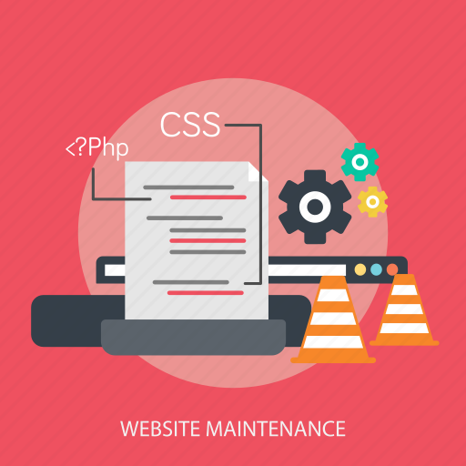 construction, process, repair, setting, update, website, website maintenance icon