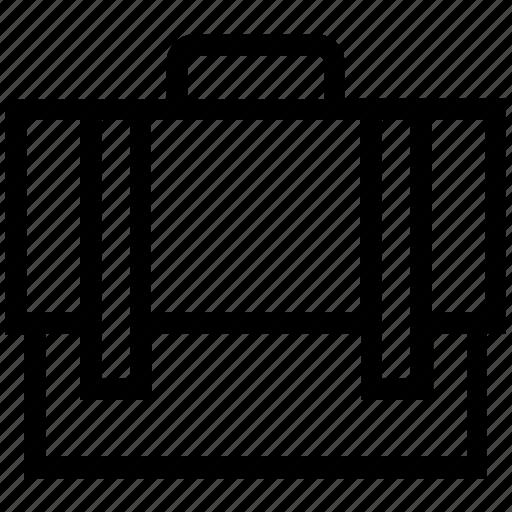 bag, briefcase, business, marketing, portfolio, suitcase icon