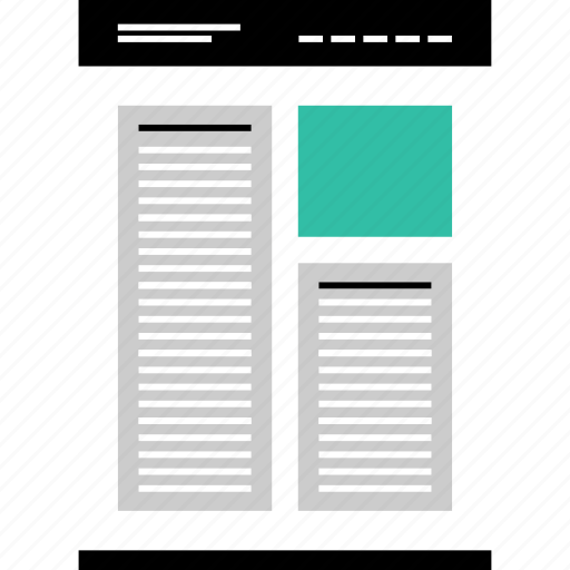 creative, design, interactive, mockup, ui, ux, webdesign icon