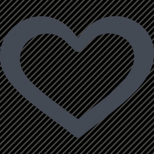 analytics, heart, infographics, internet, love, marketing, оnline icon