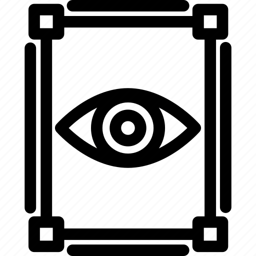 design, examine, guide, process, project icon
