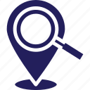 geo, geolocation, local, location, optimization icon