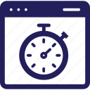 load, speed, time, timer, upload icon