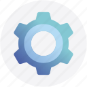 cog, cogwheel, gear, gear wheel, settings, wheel icon