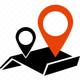 gps, location, map, marker, navigation, pin, point icon