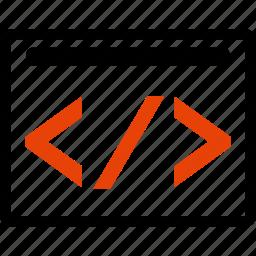 arrow, code, css, report, right, seo, web icon