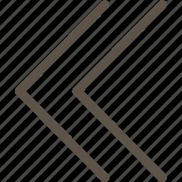 arrow, line, ui icon