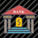 bank, seo, web icon