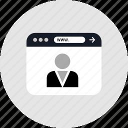 code, developer, development, www icon