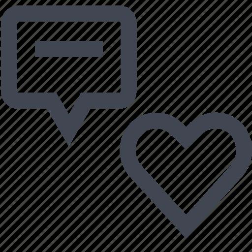 chat, person, talk, user icon