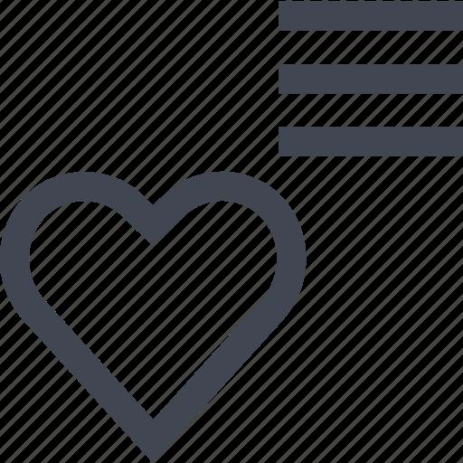 heart, online, web icon